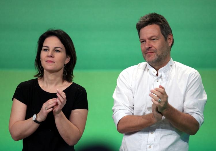 Annalena Baerbock und Robert Habeck, über dts Nachrichtenagentur