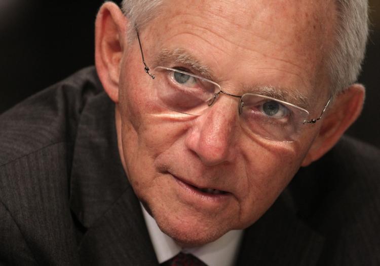 Wolfgang Schäuble, über dts Nachrichtenagentur