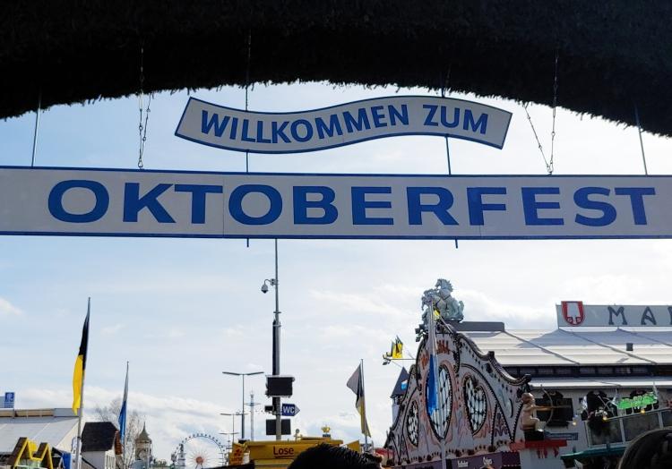 Oktoberfest in München, über dts Nachrichtenagentur