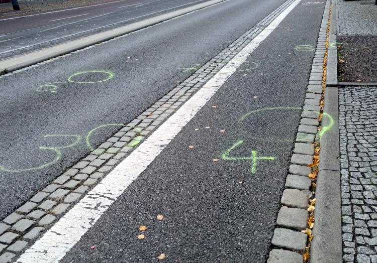 Tatort in Halle, über dts Nachrichtenagentur