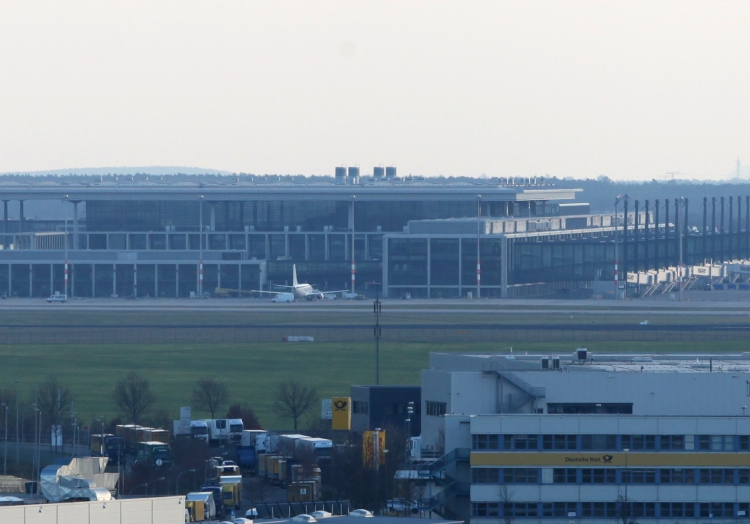 Flughafen BER, über dts Nachrichtenagentur