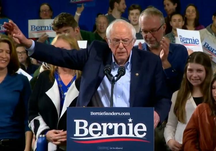 Bernie Sanders, über dts Nachrichtenagentur