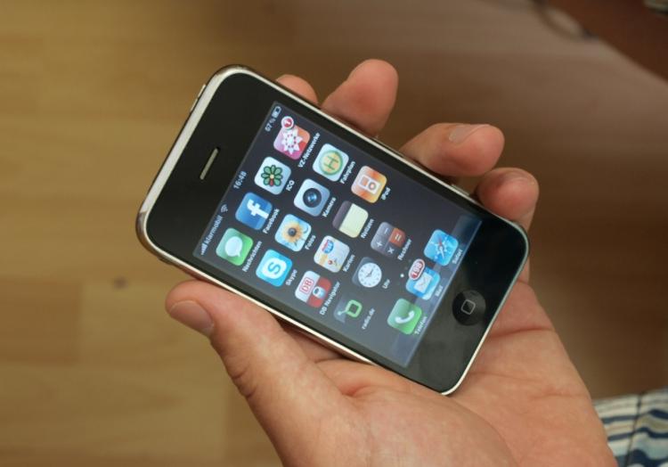 iPhone von Apple, über dts Nachrichtenagentur