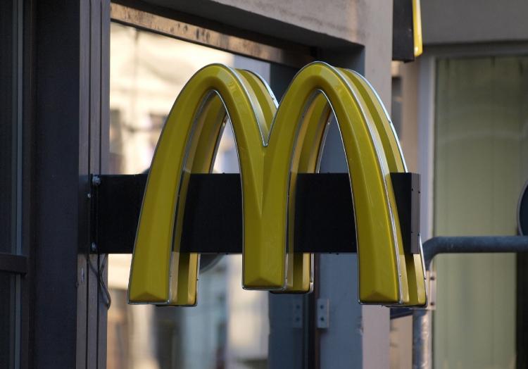 McDonalds-Logo, über dts Nachrichtenagentur