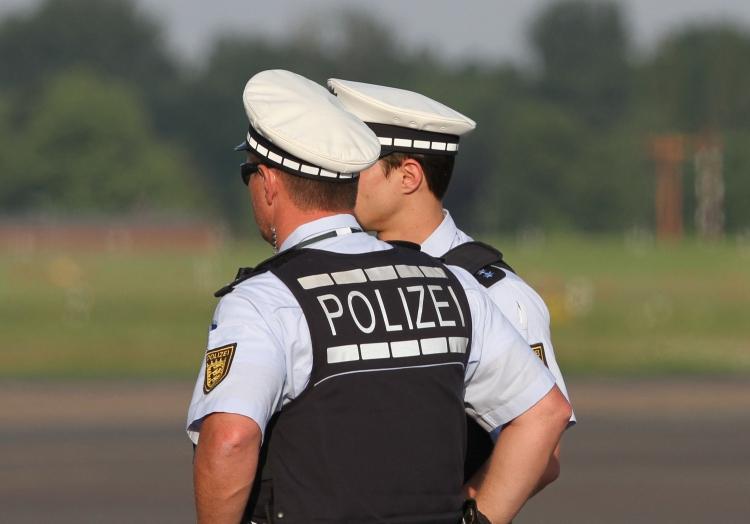 Polizeibeamte, über dts Nachrichtenagentur