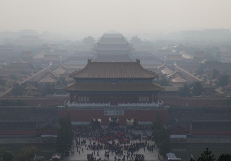 ´Verbotene Stadt´ in Peking, über dts Nachrichtenagentur