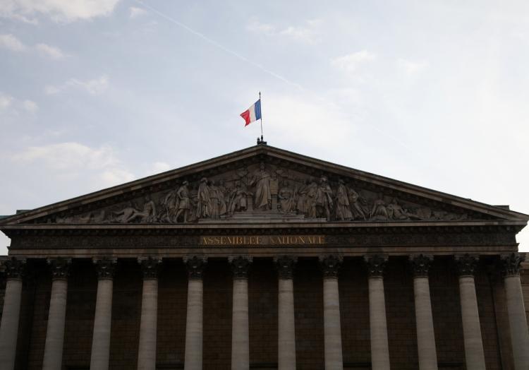 Französische Nationalversammlung, über dts Nachrichtenagentur