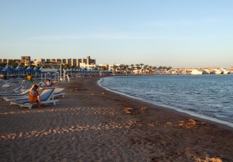 Strand von Hurghada (Ägypten), über dts Nachrichtenagentur