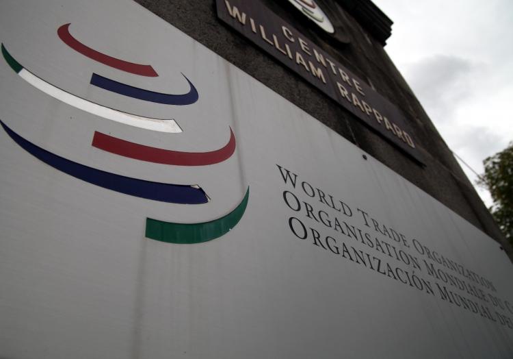 Welthandelsorganisation WTO, über dts Nachrichtenagentur