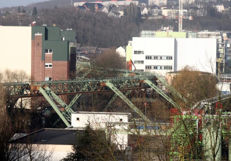 Wuppertal ohne Schwebebahn, über dts Nachrichtenagentur