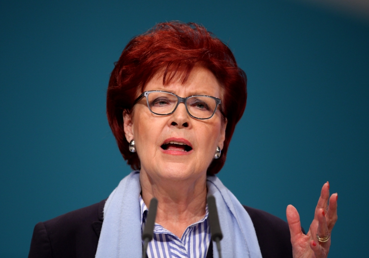 Heidemarie Wieczorek-Zeul, über dts Nachrichtenagentur