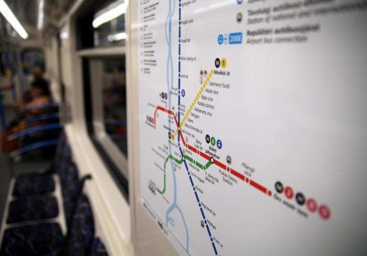 Budapest Metro, über dts Nachrichtenagentur