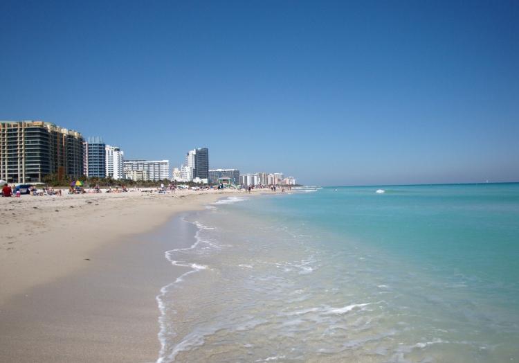 Strand von Miami, über dts Nachrichtenagentur