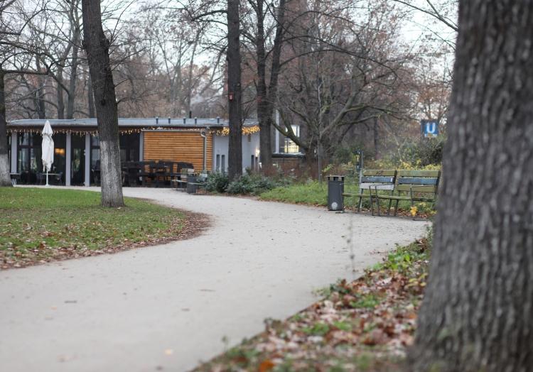 Tatort im Kleinen Tiergarten, über dts Nachrichtenagentur