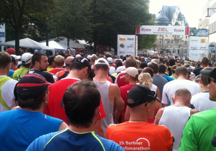 Marathon-Veranstaltung, über dts Nachrichtenagentur