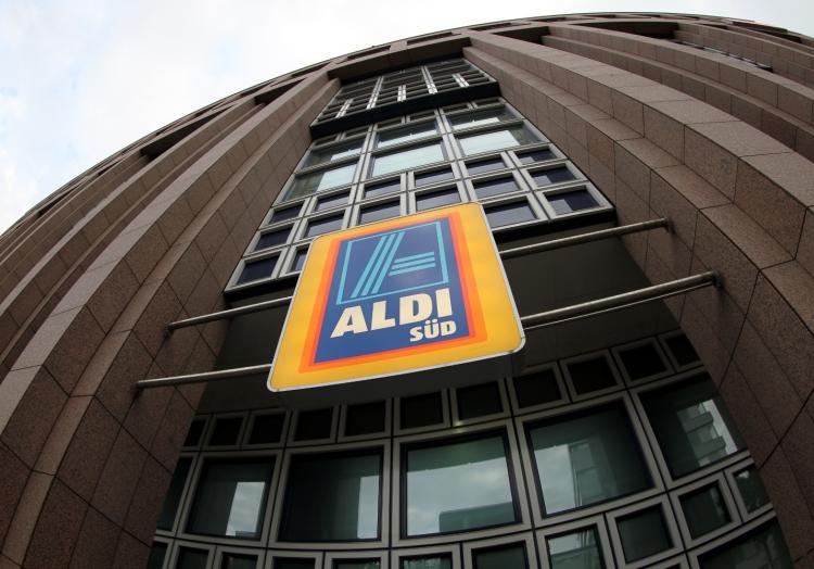 Aldi-Süd-Filiale, über dts Nachrichtenagentur