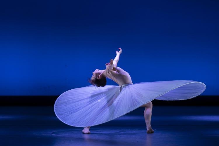 """Die BallettCompagnie Oldenburg hat ihre verordnete Auszeit genutzt, um eigene Choreographien zu entwickeln. Daraus ist """"1,5 Meter Abstand"""" entstanden, das auch Höhepunkte der vergangenen Spielzeit zeigt."""