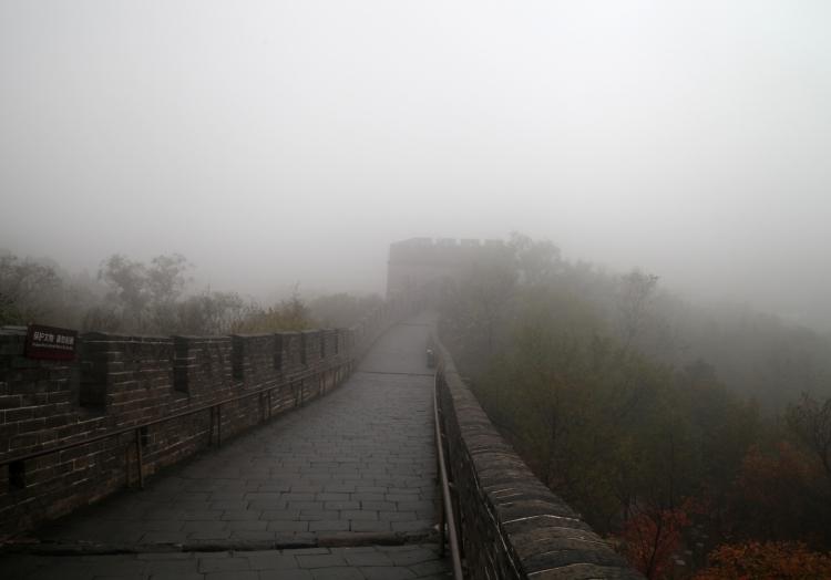 Chinesische Mauer, über dts Nachrichtenagentur
