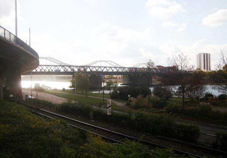 Brücke zwischen Mannheim und Ludwigshafen, über dts Nachrichtenagentur