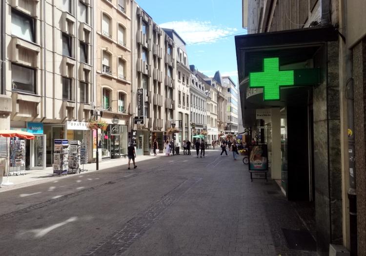 Luxemburg-Stadt, über dts Nachrichtenagentur