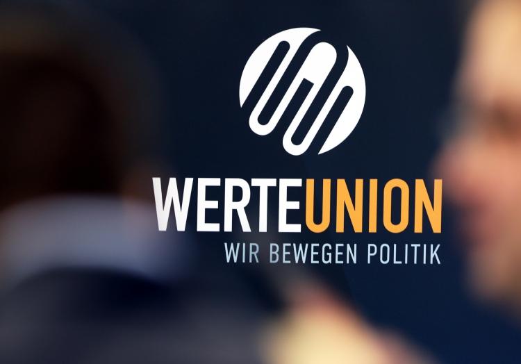 Werte-Union, über dts Nachrichtenagentur