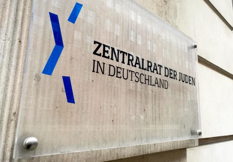 Zentralrat der Juden, über dts Nachrichtenagentur