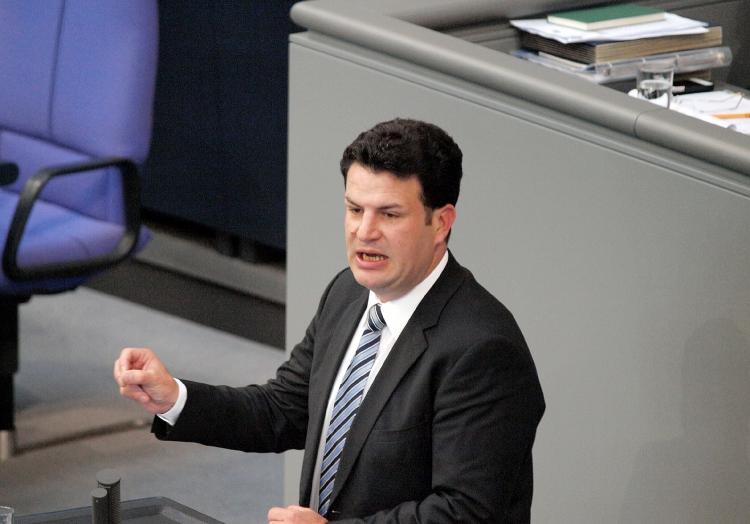 Hubertus Heil, über dts Nachrichtenagentur