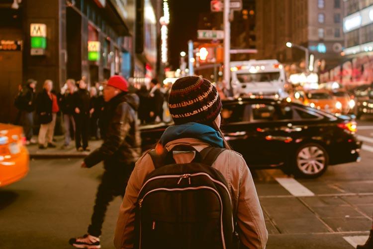 Die steigende Einwohnerzahl führt auch zu einem höheren Verkehrsaufkommen.