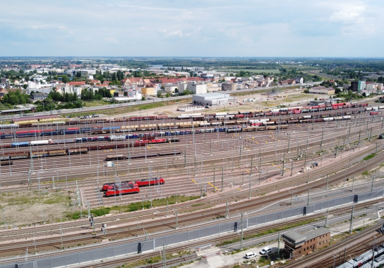 Zugbildungsanlage, über dts Nachrichtenagentur