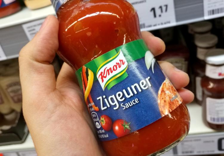 Zigeuner-Sauce, über dts Nachrichtenagentur