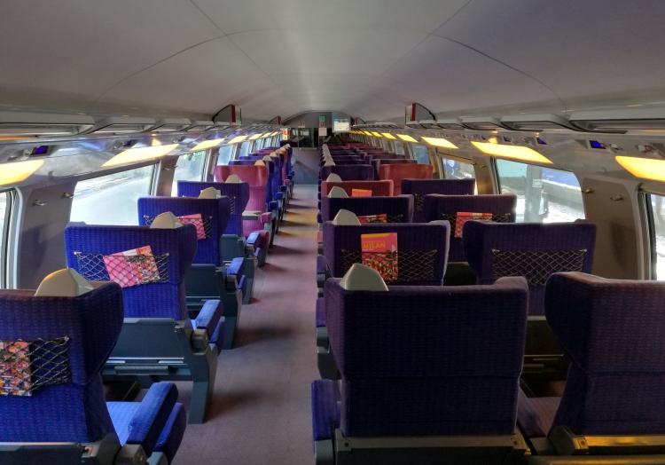 TGV der SNCF, über dts Nachrichtenagentur