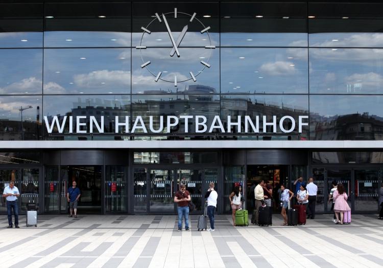 Wien Hauptbahnhof, über dts Nachrichtenagentur