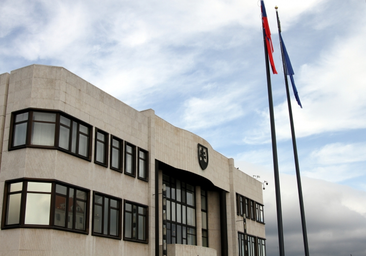 Slowakisches Parlament, über dts Nachrichtenagentur