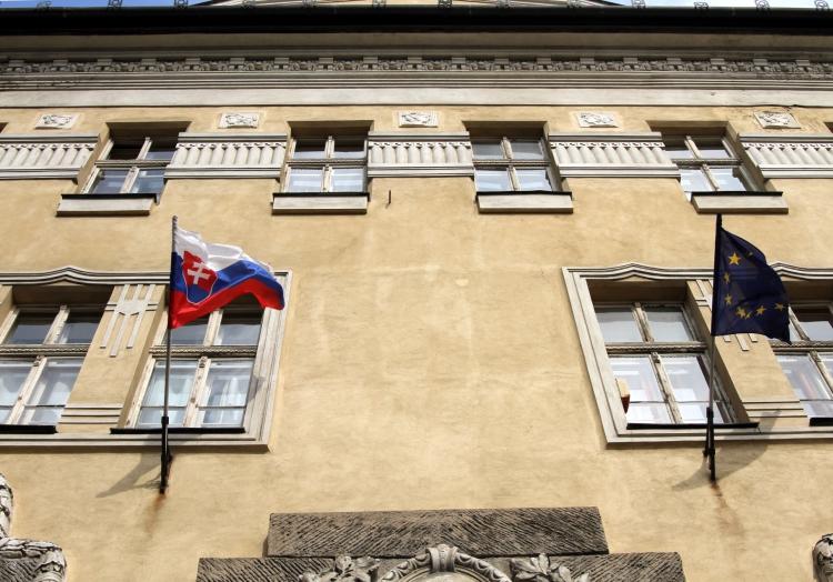 Fahne der Slowakei, über dts Nachrichtenagentur
