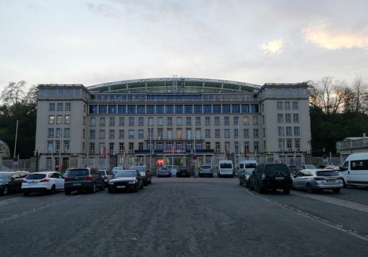 Stadion von RB Leipzig, über dts Nachrichtenagentur