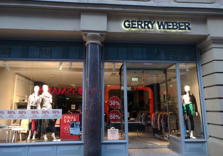 Gerry Weber, über dts Nachrichtenagentur
