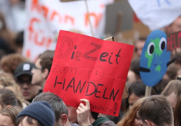 Fridays-for-Future-Protest, über dts Nachrichtenagentur