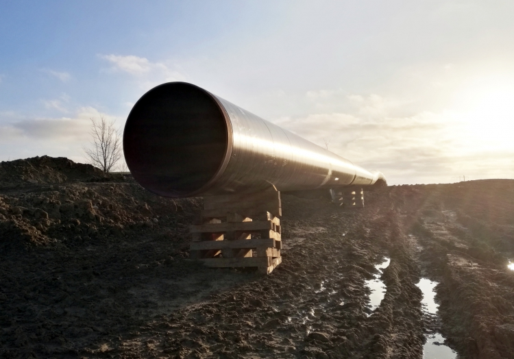 Nord-Stream-Anbindungsleitung EUGAL, über dts Nachrichtenagentur
