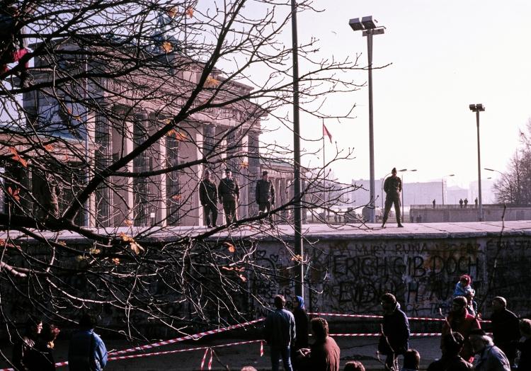 Brandenburger Tor 1989, über dts Nachrichtenagentur