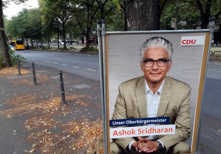 Ashok-Alexander Sridharan, über dts Nachrichtenagentur