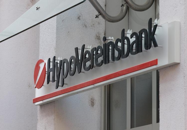HypoVereinsbank-Logo, über dts Nachrichtenagentur