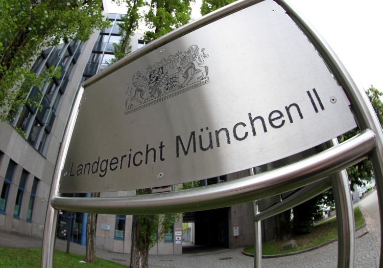 Landgericht München II, über dts Nachrichtenagentur