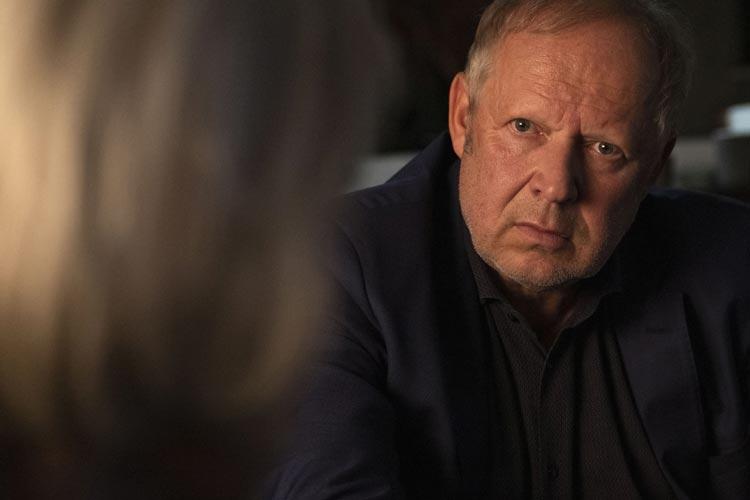 """Axel Milberg ist als Tim Borowski im neuen Tatort """"Borowski und der Schatten des Mondes"""" zu sehen."""