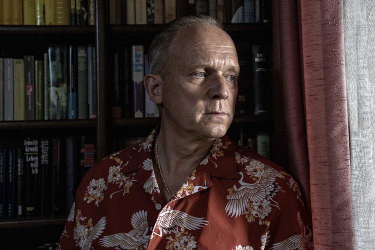 Ulrich Tukur als Kommissar Felix Murot mit Urlaubsgefühlen.