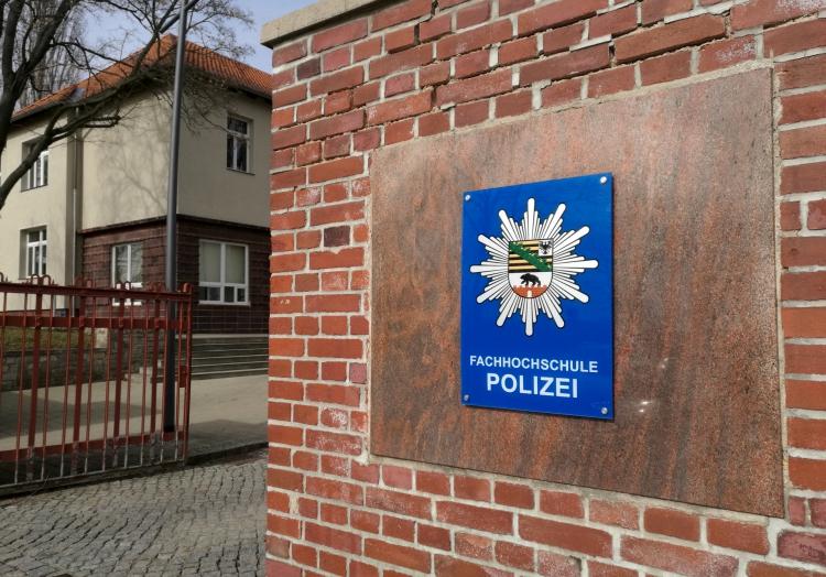 Fachhochschule der Polizei in Aschersleben, über dts Nachrichtenagentur