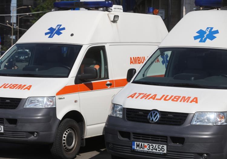 Rettungswagen in Rumänien, über dts Nachrichtenagentur