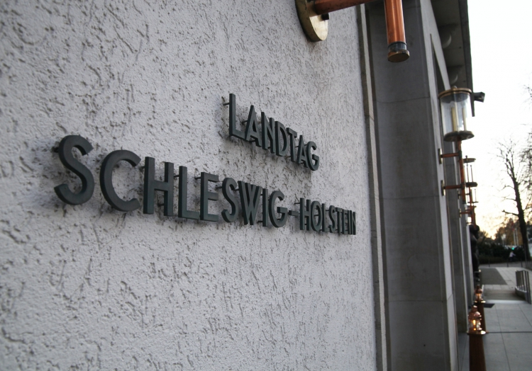 Landtag von Schleswig-Holstein in Kiel, über dts Nachrichtenagentur
