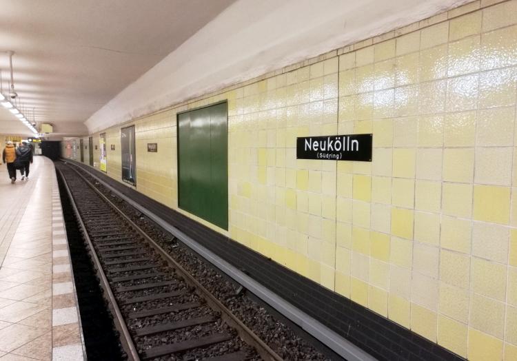 Bahnhof Neukölln, über dts Nachrichtenagentur