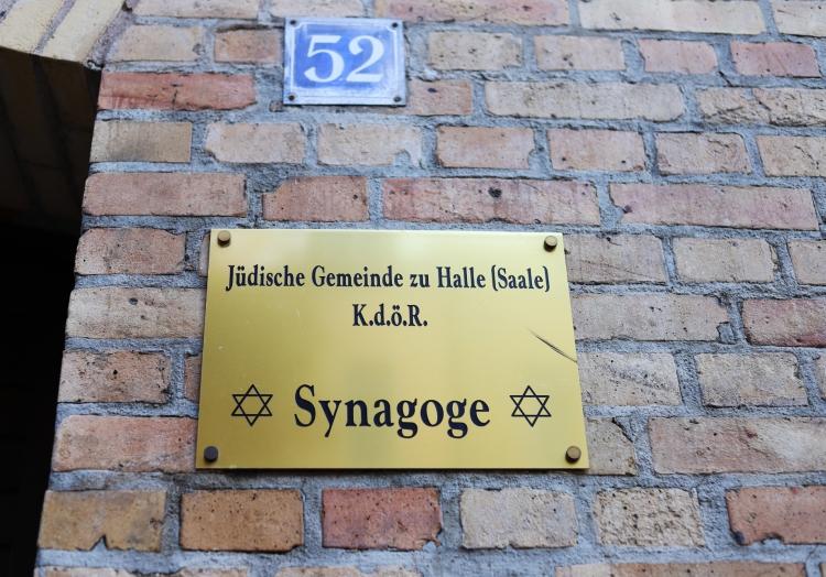 Synagoge in Halle (Saale), über dts Nachrichtenagentur