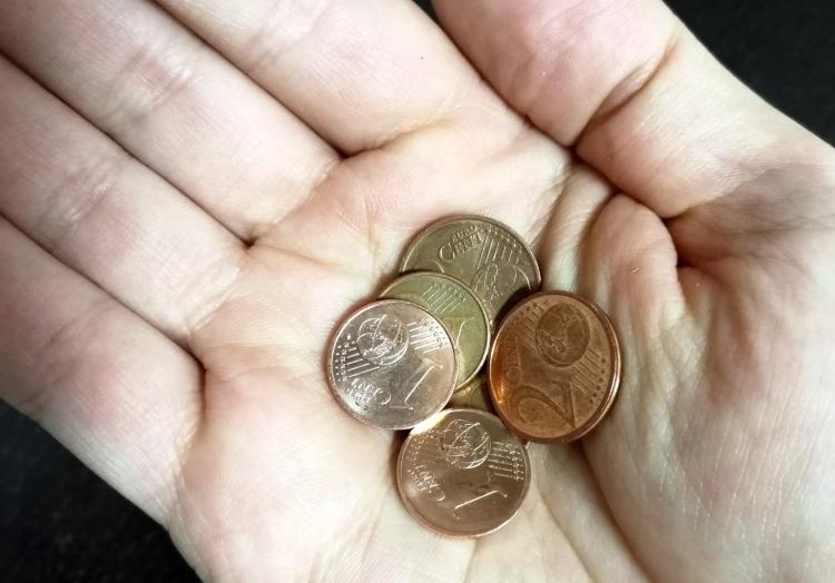 1- und 2-Cent-Münzen, über dts Nachrichtenagentur